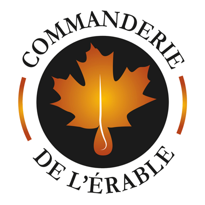 Fondation de la commanderie de l'érable logo